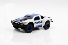 JMT RC Car 1:43 R/C 14KM/H High Speed Mini RC Rock Crawlers 2.4Ghz Radio Remote control car Mini Cars Model Vehicle Toys(China)