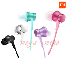 Xiaomi Original Mi Piston Fresh Edition Earphone headset with microphone Newest For iPhone Samsung Mi 3 4 Redmi Phone