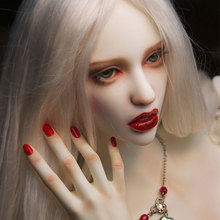 OUENEIFS Amanda Beauty Dollshe 1/3 bjd sd dolls model reborn girls boys eyes High Quality toys makeup Quality toys soom doll(China)