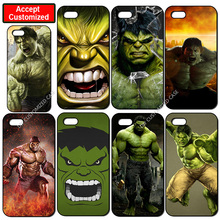 Cool Hulk Pattern Cover Case for iPhone 4 4S 5 5S SE 5C 6 6S 7 Plus iPod Touch 5 LG G2 G3 G4 G5 G6 Sony Xperia Z2 Z3 Z4 Z5