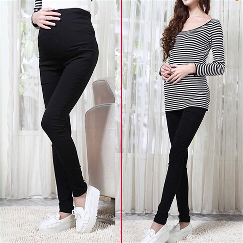 2016 maternity pants trousers spring and summer thin maternity belly legging pencil long design clothes for pregnant women<br>
