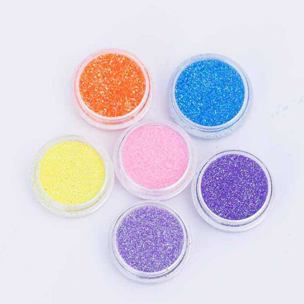 TOMTOSH 1.5g 1pcs Hot Sale Box Holographic Glitter Laser Powder Nail Polish Gloss Manicure Nail Art Chrome Pigment DIY Nail(China (Mainland))