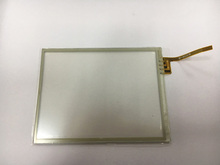 High Quality New Touch Screen For NDS Display Game LCD Touch Repair Parts For NDS 10PCS/LOT