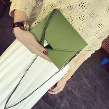 Buy Free shipping, 2017 new women handbags, fashion flap, woman messenger bag, Korean version shoulder bag, trend envelope bag. for $9.98 in AliExpress store