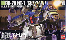 Bandai HGUC 47 RX-78 NT-1 Gundam NT-1 Gundam Model Kits Assembled Model Huge Model scale model
