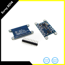 "Buy ""9 Axis IMU L3GD20 LSM303D Module 9DOF Compass Acceleration Gyroscope Sensor Module Arduino for $3.66 in AliExpress store"