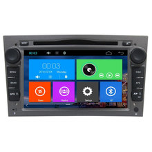 Capacitive Screen Autoradio Car DVD Player In Dash Navigation Stereo System For Vauxhall Opel Astra H Vectra Antara Zafira Corsa(China)