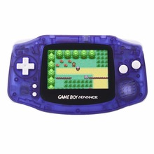Original For GBA Highlight Version Game Console Gamepad Game Controller Professional Handheld Game Player Protable Gift