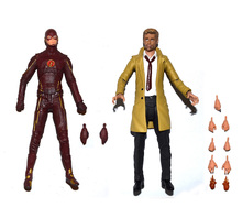 DC Collectibles DCC CW's TV Series The Flash & Constantine Loose Action Figure TOY XMAX GIFT FREE SHIPPING(China)