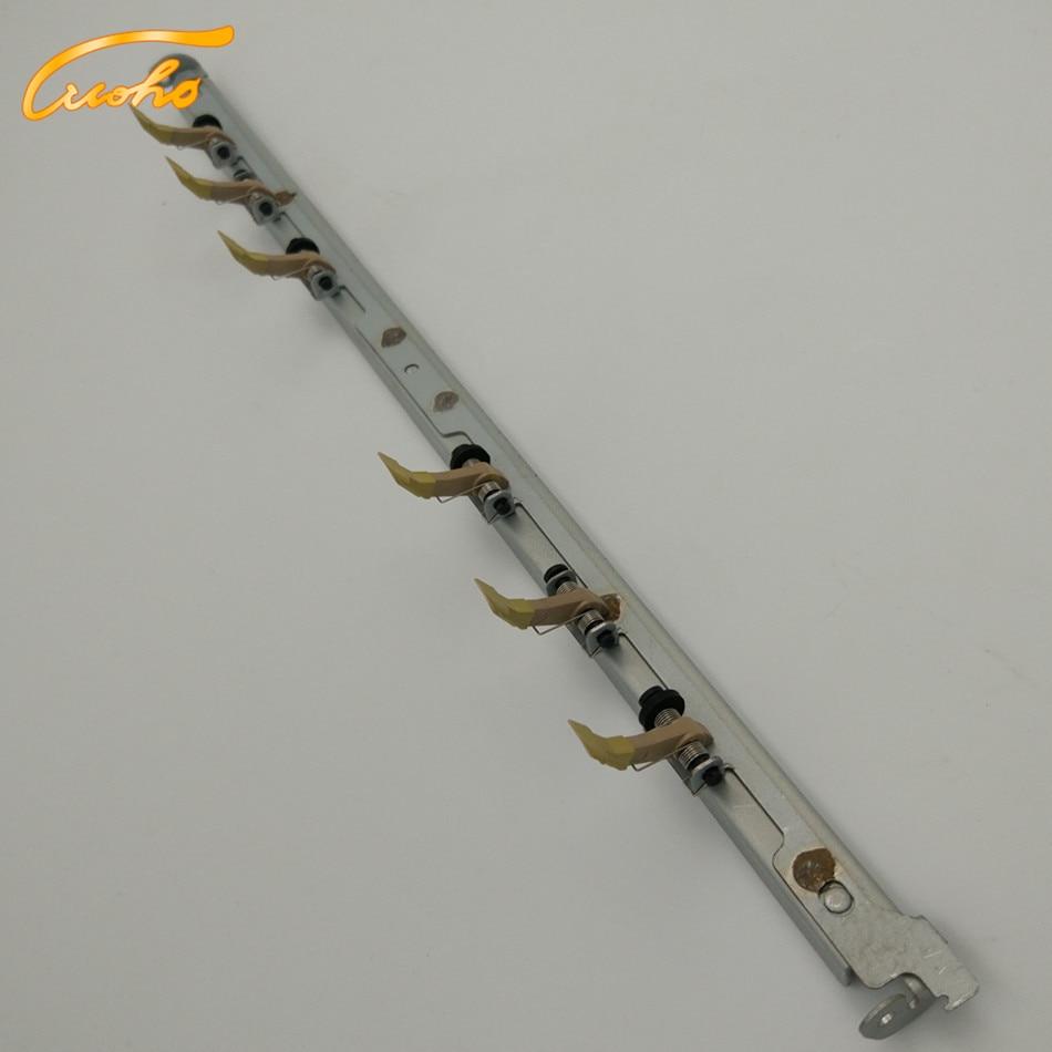 018K 96753 Picker finger unit for Xerox 4110 1100 4112 4127 900 4595 Separation claw bracket DC1100 dc 4110  DC900 printer part <br>