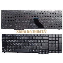 Russian Laptop Keyboard for Acer Travelmate 5100 5110 5600 5610 5620 Aspire 5235z 6530 7720Z 6930 6530G eMachines E528 E728 RU(China)