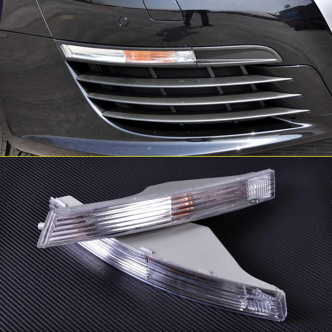Bumper Turn Signal Light Lamp Lens Indicator 3C0953041E for VW Volkswagen Passat B6 Sedan &amp; Wagon Model 2006 2007 2008 2009 2010<br><br>Aliexpress
