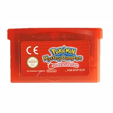Nintendo Game Boy Advance GBA Pokemon Mystery Dungeon Red Rescue Team Video Cartridge Console Card English Version - Xingqi Retro Store store