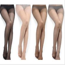 Lady Female Nylon Sheer Stockings Invisible Thin Tights Ultra Slim Sexy Collant Pantyhose Medias Pantis Tights For Woman QA242