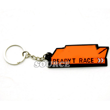 Motorcycle Motocross Parts Keyring Key lanyard mobile neck strap keychains For KTM duke 125 250 200 530 450 400 EXC All Model