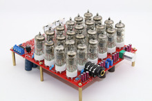 Assembled HIFI class A 6J1 headphone board DIY tube preamplifier board 24pcs 6J1 tubes