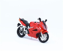 1:18 Maisto Honda VFR 2002 Red Motorcycle Bike Model New in Box