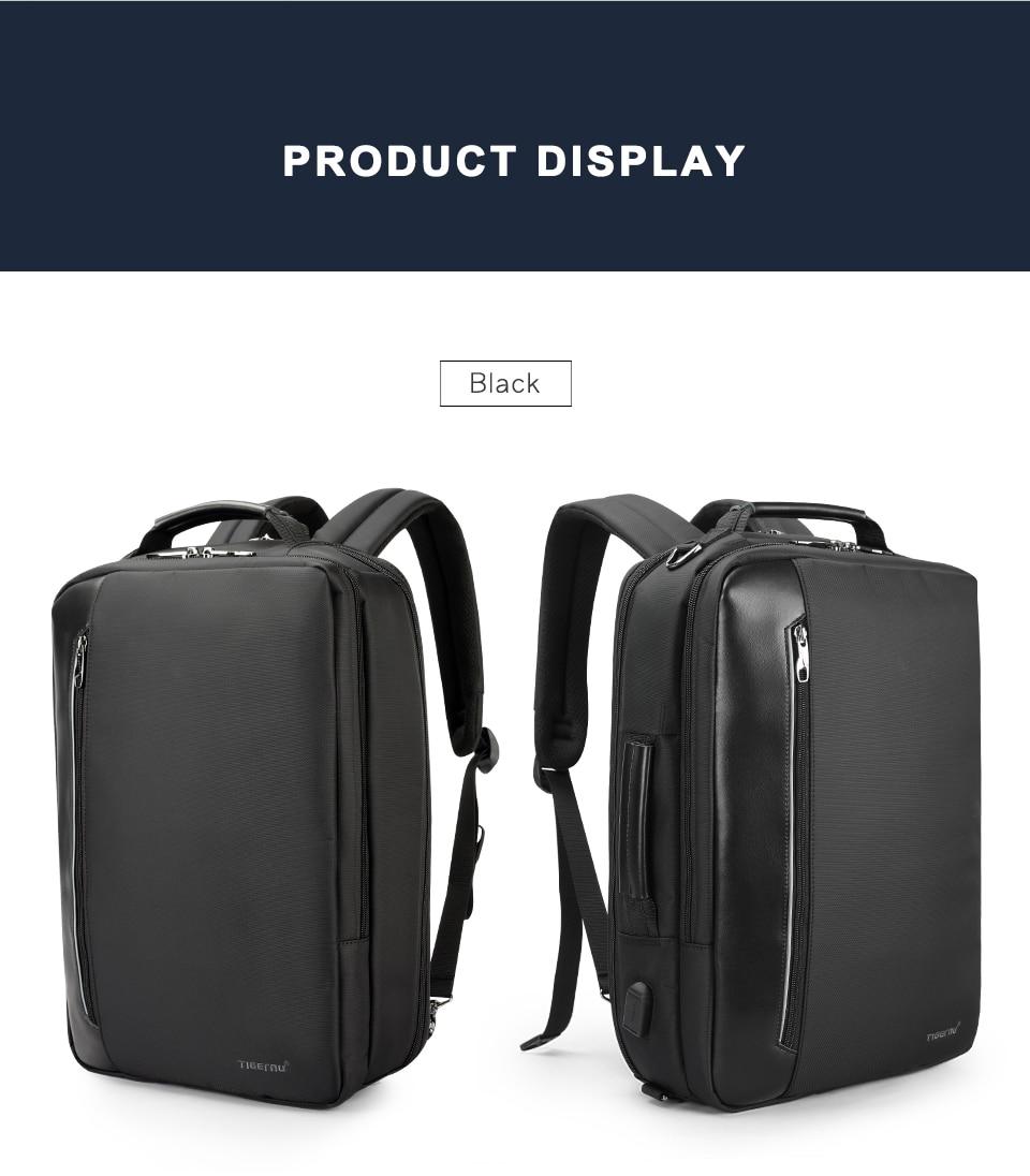 14.men 15.6 inch laptop backpack