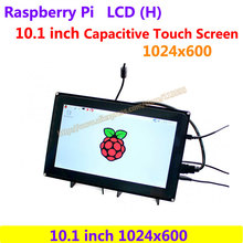 Raspberry Pi 10.1 inch 1024x600 Capacitive Touch Screen LCD(H) Demo drive board Support Multi mini-PCs/Systems/Video Interfaces