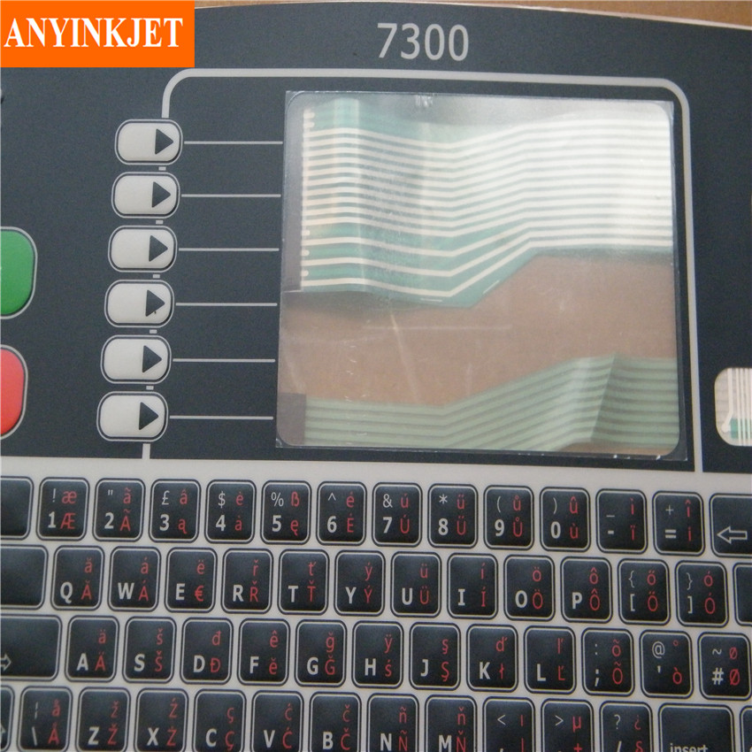 Compatible one keyboard for Linx 7300 pritner<br>