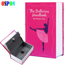 Buy OSPON Book Safes Simulation Dictionary Secret Book Safe Creative Money Cash Jewelry Storage Collection Box Security Bank Size S for $18.98 in AliExpress store