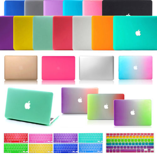 3pcs /Matt Hard Case Crystal See Through Glossy Cover + Keyboard Skin + Screen Protection For 11 Macbook Air Retina Pro<br><br>Aliexpress