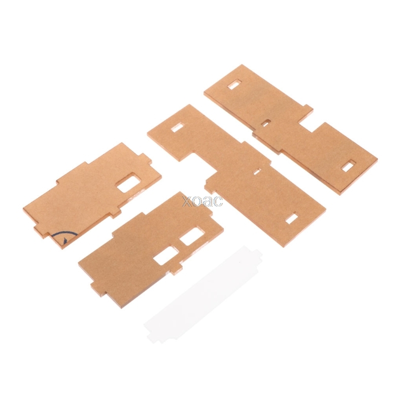 Acrylic Case Shell fr GM328 Transistor Tester TFT Diode LCR ESR Meter PWM Square M13 dropship 3