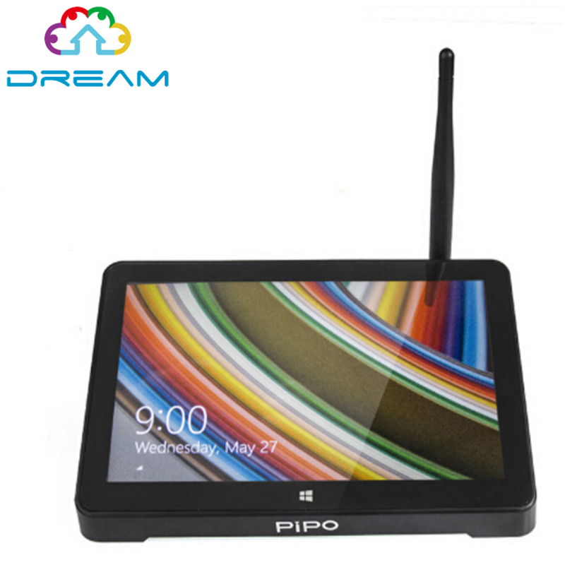 Windows  Android 4.4 Dual OS 7 Inch Screen PIPO X8 MINI PC  Computer Z3736F (Quad-Core) Touch Panel PC TV Box 10pcs 2/32GB<br><br>Aliexpress