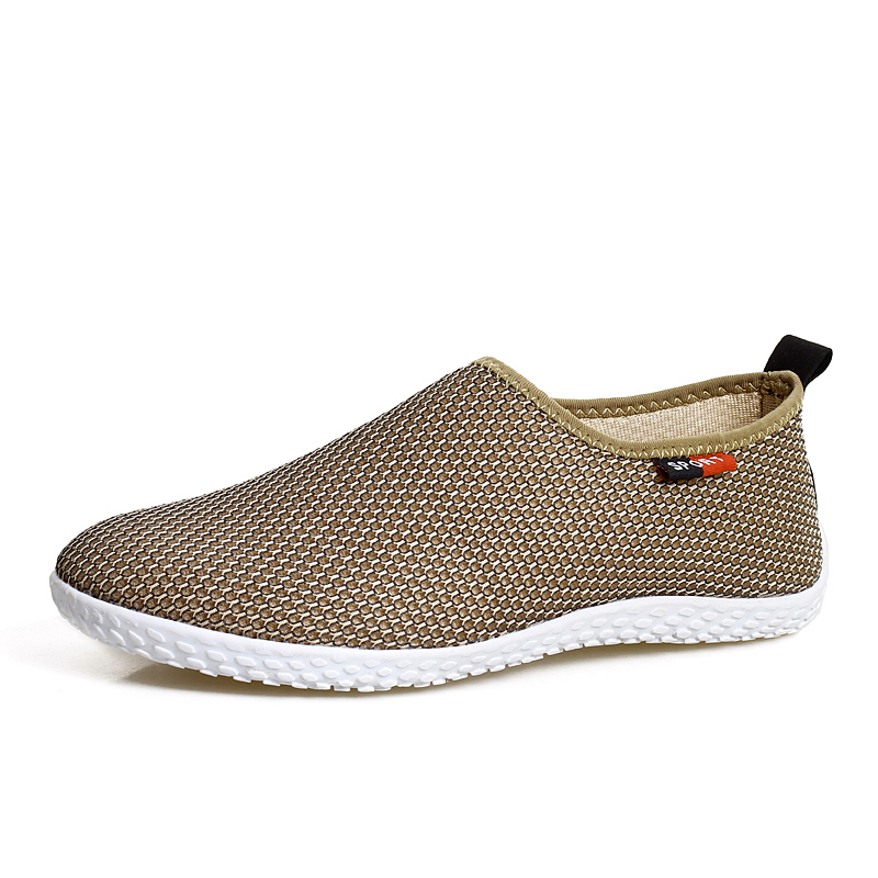 2016 Spring Summer Men Shoes Casual Breathable Air Mesh Tenis Masculino Lightweight Trainer Casual Shoes Brand Men Shoes<br><br>Aliexpress