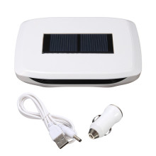 Hot Sale Solar Air Purifier For Car Home Office Eliminate Formaldehyde sterilization Portable Air Cleaner(China)