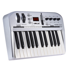 Portable KS25B 25-key USB MIDI Keyboard Controller with USB Cable High Quality USB MIDI Keyboard Controller