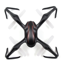 RC Quadcopter 2.4GHz 4CH 6 Axis Gyro 360 Degree Flips Inverted Flashing LED Radio Control Drone Striders S6 Kids Xmas Gifts