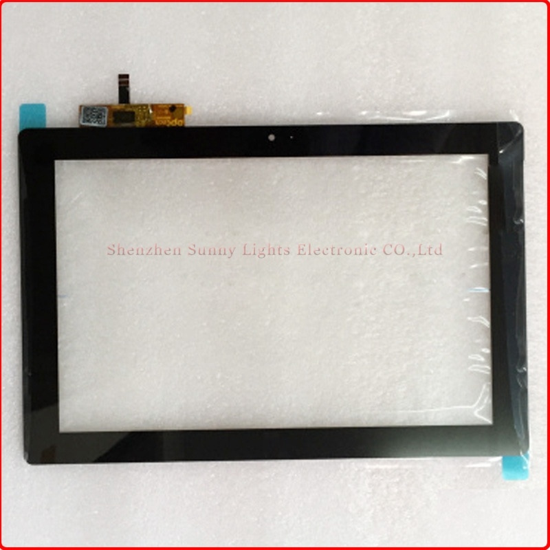 Note the cable with IC, New 10.1 Inch Digitizer Touch Screen Panel For Linx10 Linx 10 3G Windows 8.1 Tablet PC<br>
