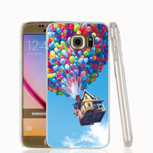 19472 UP Movie Flying House cell phone case cover for Samsung Galaxy A3 A5 A7 A8 A9 2016