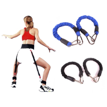 Resistance Band Fitness Bounce Trainer Rope Basketball Tennis Running Jump Leg Strength Agility Training Strap Fitness Equipment(China)