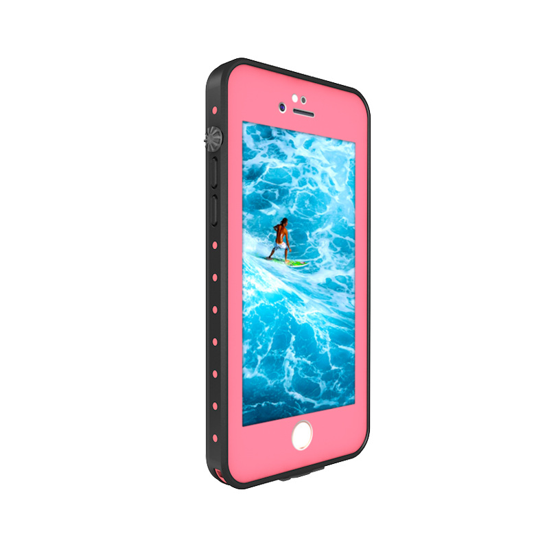 11.For iphone 7 8 plus waterproof case