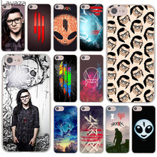 Lavaza skrillex Music dj Hard Cover Case for Apple iPhone 8 7 6 6S Plus 5 5S SE 5C 4 4S X 10 Coque Shell(China)