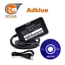 Free Shipping Adblue Emulator 8 in 1 Support Euro 4&5&6 Best Quality Adblue PCB Adblue 8in1 for Truck Adblue with NOx Sensor(China)