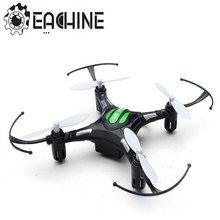 2017 Hot Sale Eachine H8 Mini Headless RC Helicopter Mode 2.4G 4CH 6 Axle Quadcopter RTF Remote Control Toy(China)