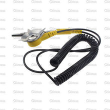 Coil Cable An Stac ESD Mats Grounding Point Cord Clip