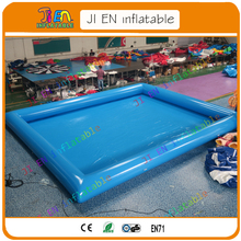 free shipping! 6x6m large inflatable pool inflatable swimming pool giant inflatable water pool adult inflatable water toys pool