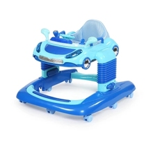 Free shipping Combi All-In-One Mobile Entertainer Baby Walker Musical Jumper Car Baby Driver Walker(China)