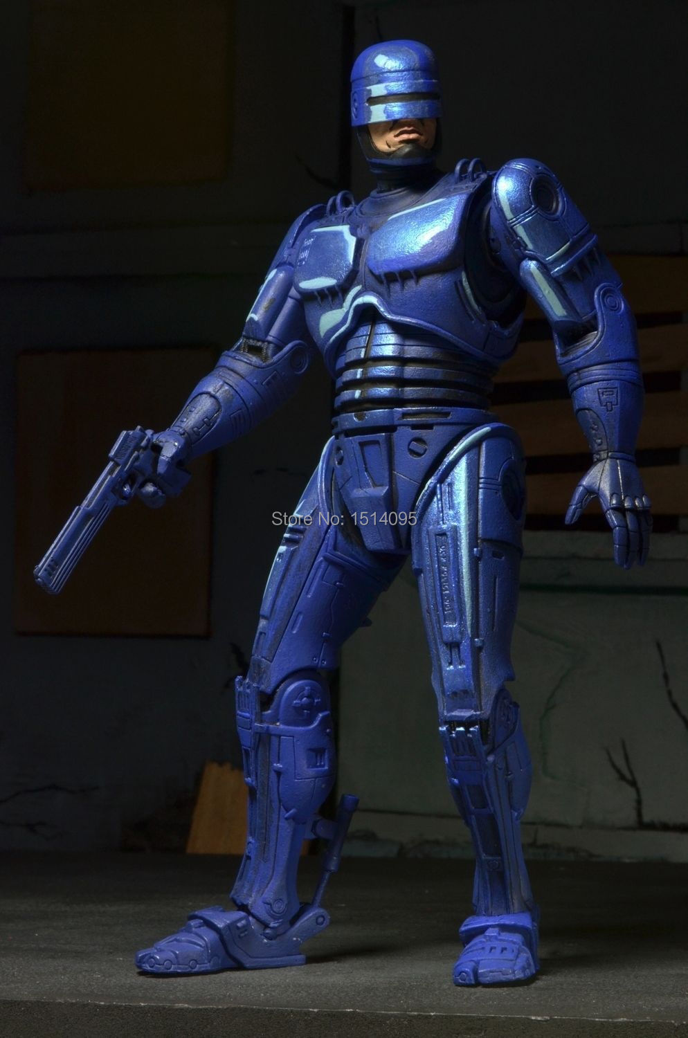 NECA 7 Robocop Classic 1987 Video Game Appearance Action Figure Collectible Model Toy WF066<br><br>Aliexpress