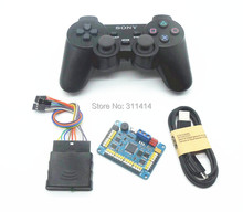 1piece 32 Channel Servo Control Board & Robot PS2 Controller & Receiver Handle For Robot DIY Platform