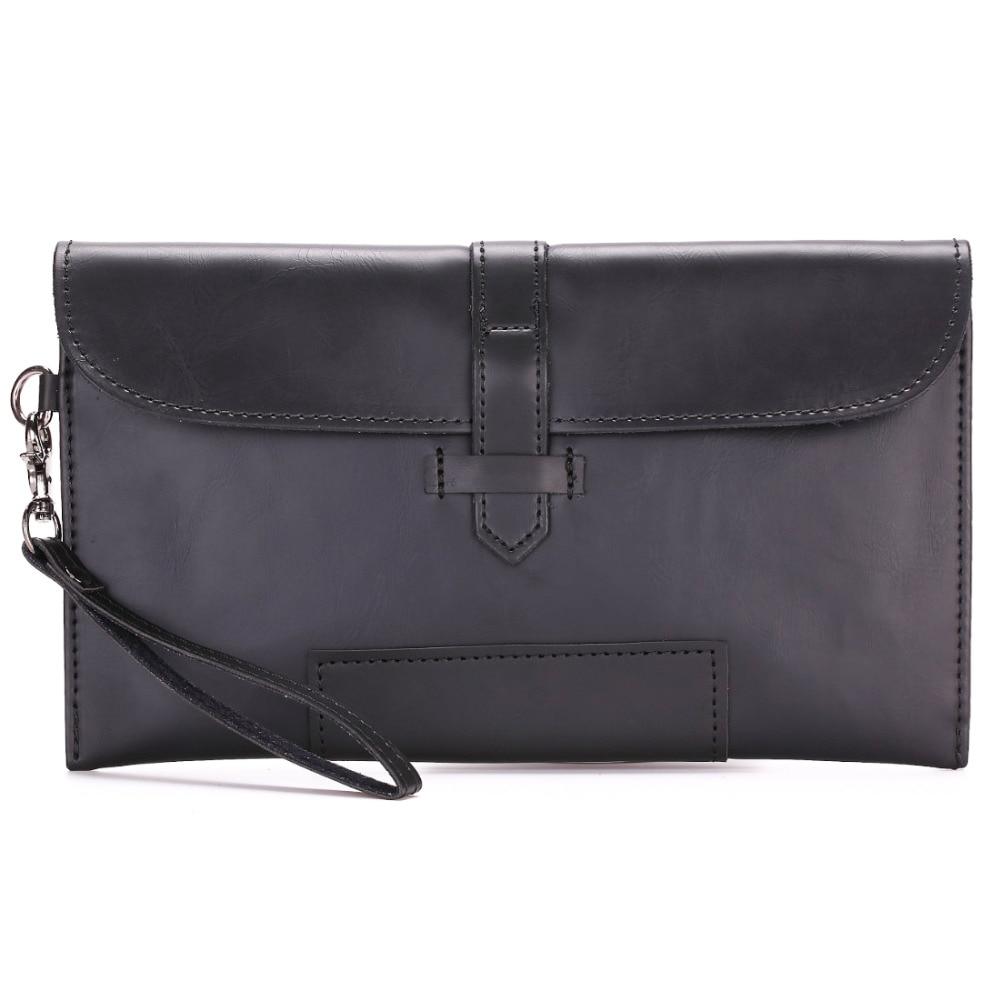 Fashion Vintage Design Men Clutch Handbag Wallet PU Leather Phone Bag With Bandstrap Man Money Bags YZ8117<br><br>Aliexpress