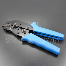 Crimping Pliers  Ratchet Terminal Crimping Tools For Wire Ferrules,End Sleeves Capacity 0.5-6mm2 20-10AWG Wire Crimpers