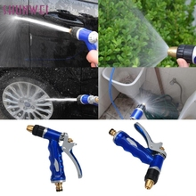 New Arrival Car Garden Washing Cleaner Spray High Pressure Sprayers Nozzle Copper Head New jy8