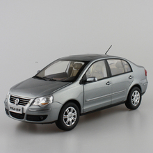 1:18 Volkswagen Classic POLO Sedan Saloon Alloy Model Diecast Show Car Classic toys Scale Models