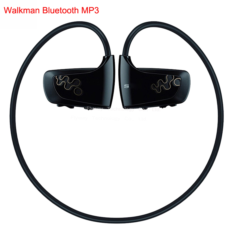 Sport Wireless Bluetooth MP3 Player Real 4GB for Sony Walkman NWZ-W262 4G Earphones Running Lettore Mp3 Music Players Headphones<br><br>Aliexpress
