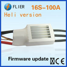 Flier 16S 100A ESC controller motor for rc Helicopter(China)